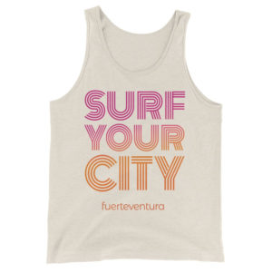Surf Your City Fuerteventura Tank