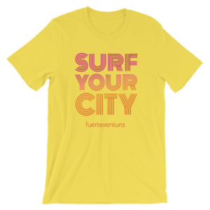 Surf Your City Fuerteventura T-Shirt