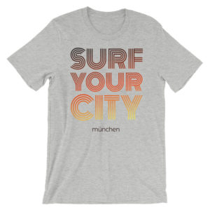 Surf Your City München  T-Shirt